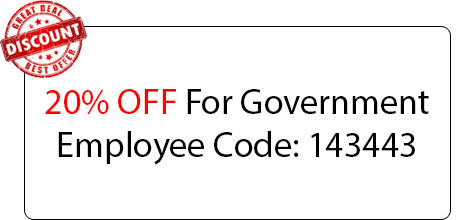 Government Employee Coupon - Locksmith at Royal Oak, MI - Royal Oak MI Locksmith